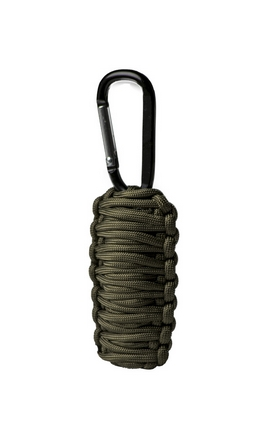 Paracord - Survival sada malá - OD green